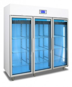 Medical pharmaceutical refrigerator with 2 temperature ranges 2300 Litres TC114