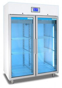 Medical-pharmaceutical refrigerator TC 106 - 1500 Litres
