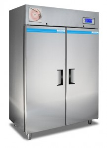Bloodplasma Storage Cabinet compliant with the DIN 58375 – circulating cooling - 1500 Litres TC513