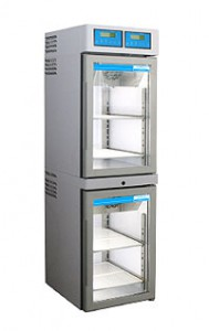 Medical pharmaceutical refrigerator with 2 temperature ranges 700 Litres TC112